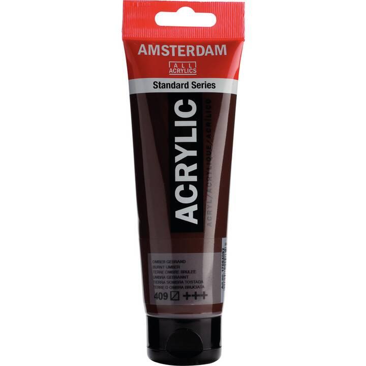 TALENS Colore acrilica (120 ml, Marrone)