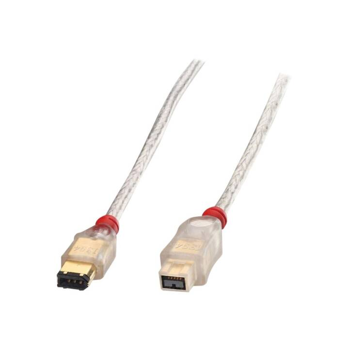 Câble LINDY Premium IEEE 1394, 2 m