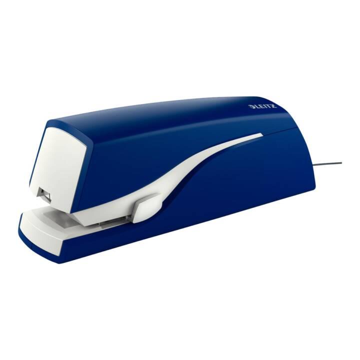 Cucitrice elettrica LEITZ NeXXt blu per 20 fogli