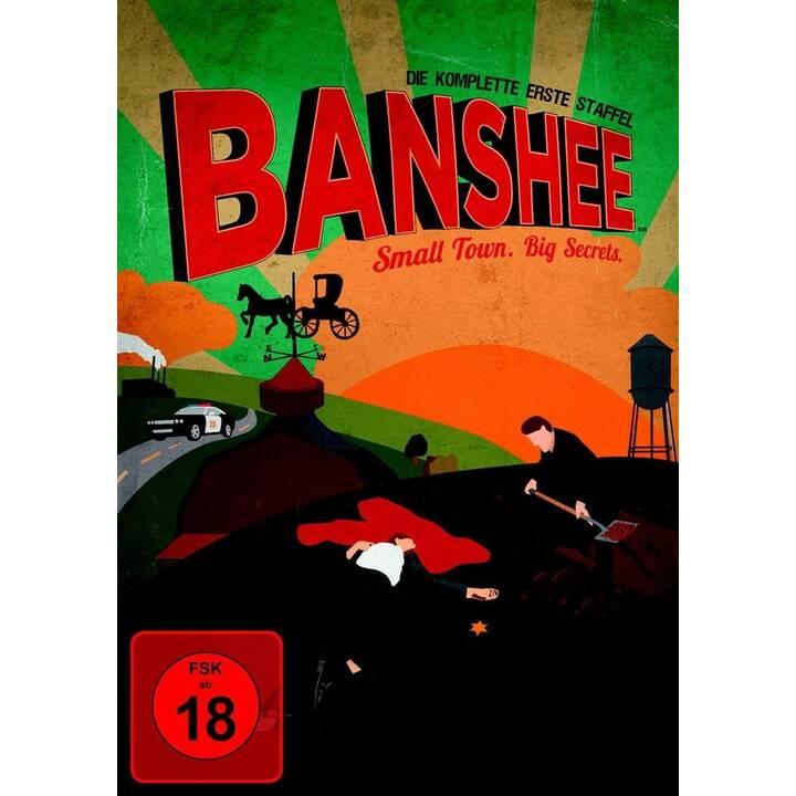 Banshee Saison 1 (PL, DE, EN, FR)