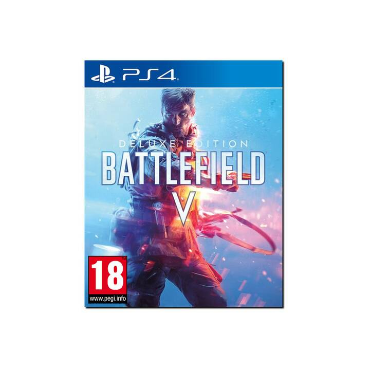 Battlefield V Deluxe Edition - Sony PlayStation 4