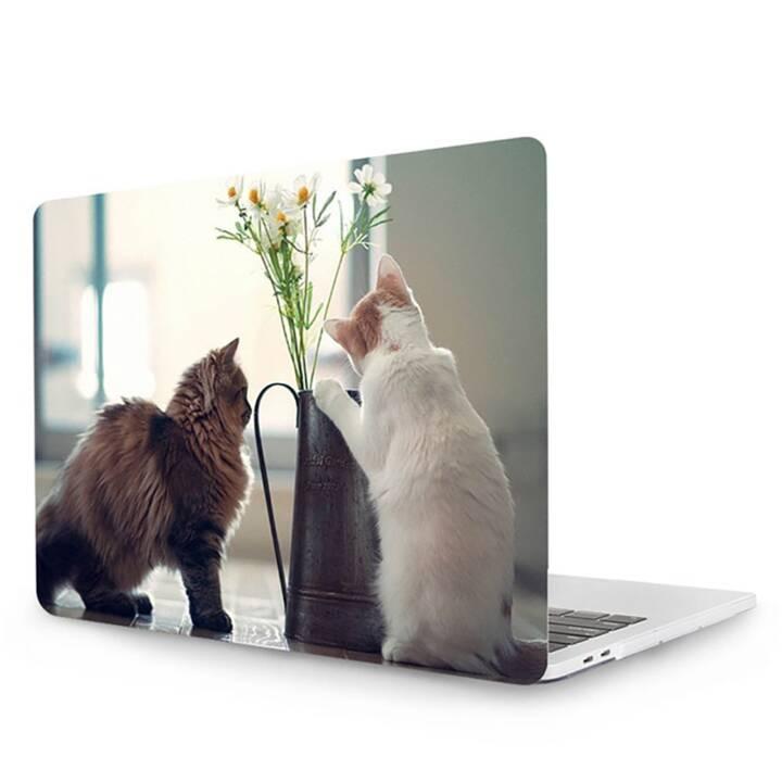 "EG MTT Cover pour MacBook Pro 13"" CD ROM - Cats"