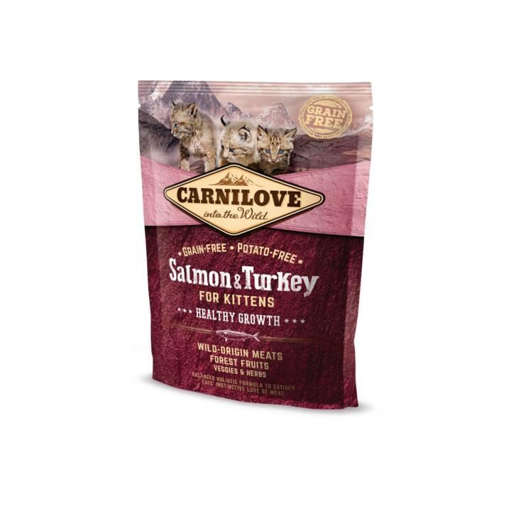CARNILOVE Alimentation sèche (Junior, 400 g)