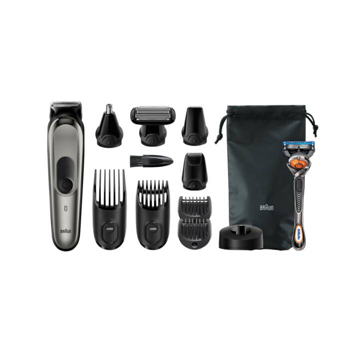 BRAUN MGK7021 Kit (Bart, Gesicht, Körper)
