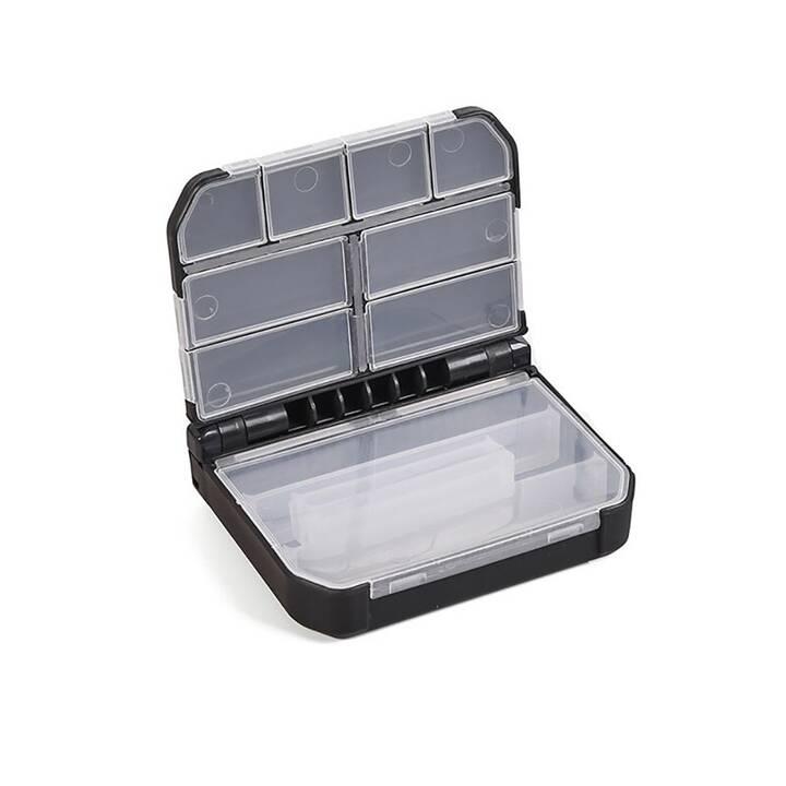 EG scatola per attrezzatura da pesca - Nera