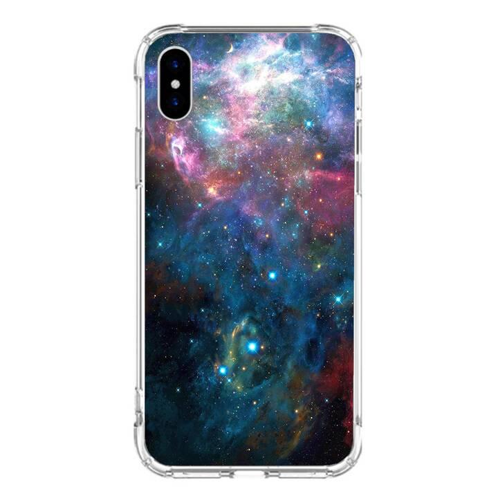 """EG MTT Backcover für iPhone XS 5.8"""" 2018 - Universum"""