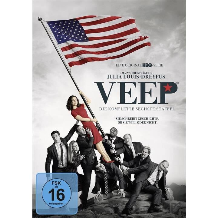 Veep Saison 6 (DE, EN)
