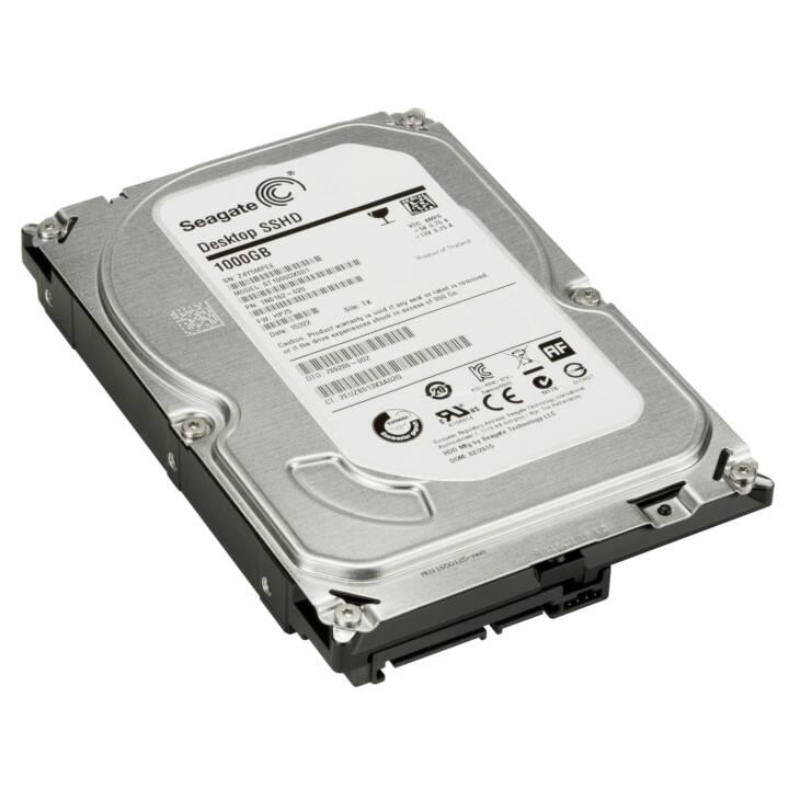 HP LQ036AA (SATA-III, 500 GB, Argent)