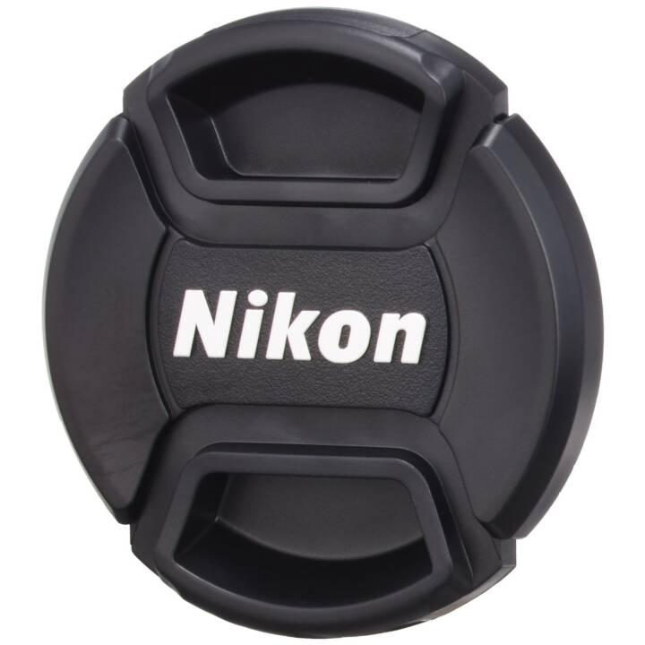 NIKON LC-52 Objektivdeckel, Schwarz