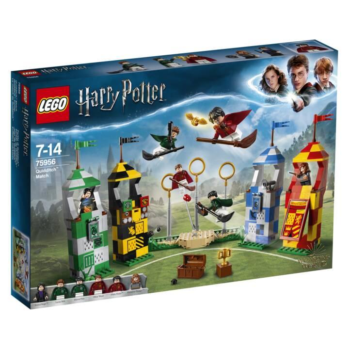 LEGO Harry Potter Quidditch Turnier (75956)