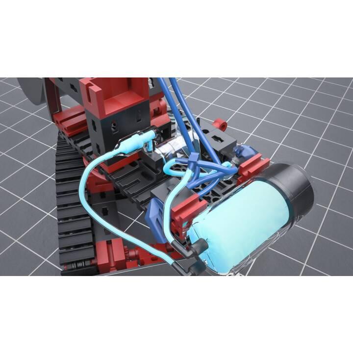 Sistema modulare FISCHERTECHNIK Sistema pneumatico Potenza pneumatica