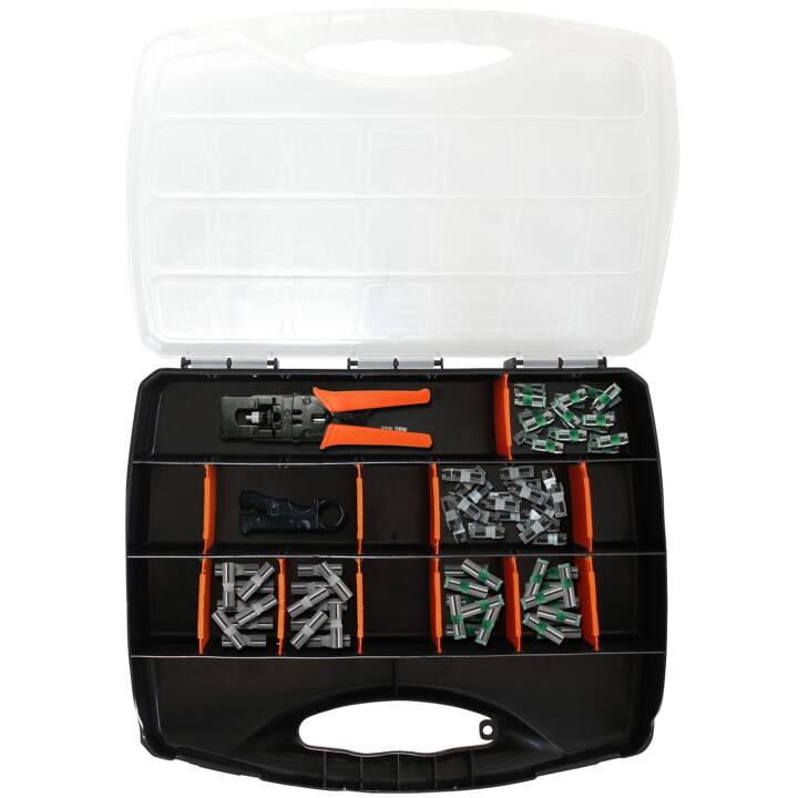 AXING BZU 60-02 Jeu de connecteurs à compression