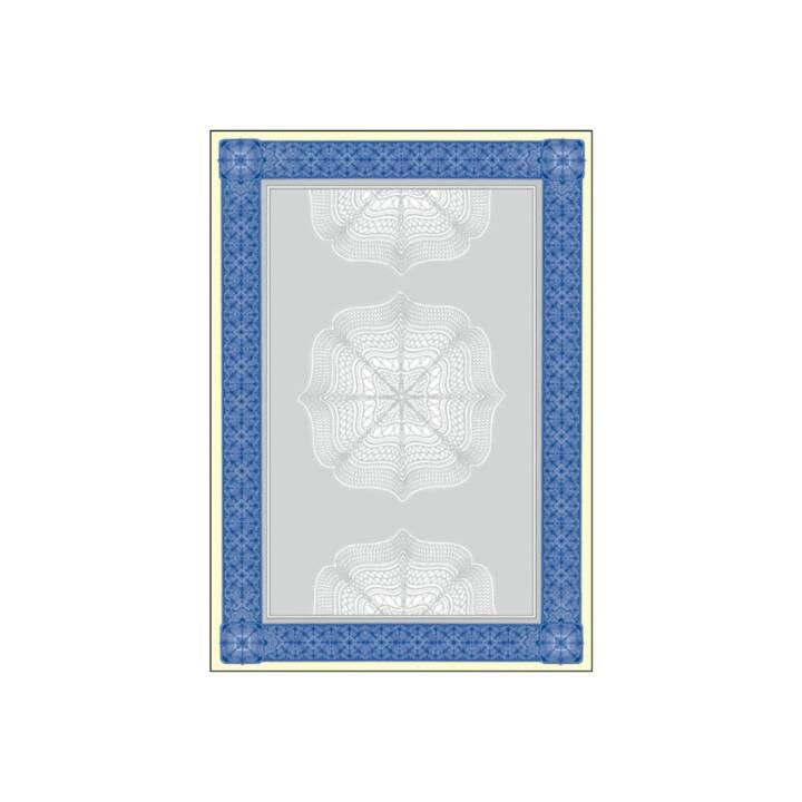 SIGEL Wertpapier Blau A4 - 20 Stück