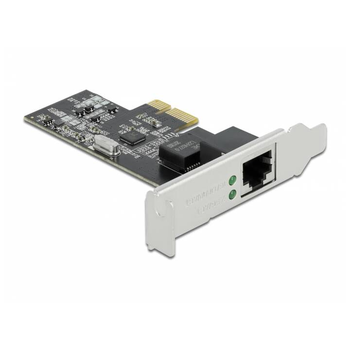 DELOCK Adaptateur réseau (RJ-45, PCI Express)