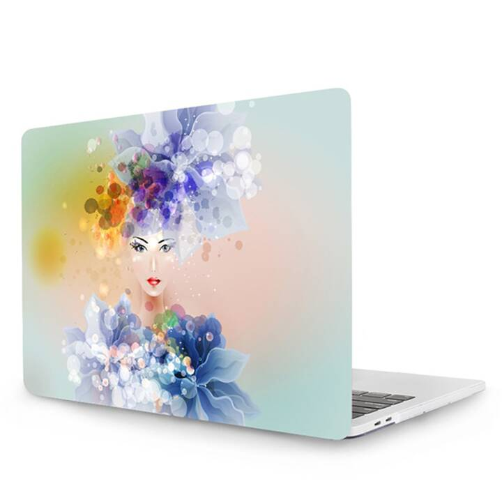 "EG MTT Laptop-Cover für Macbook Pro 15"" Touch Bar - Paint Lady"
