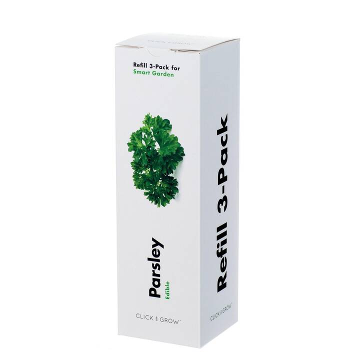CLICK AND GROW Persil (3 pièce)