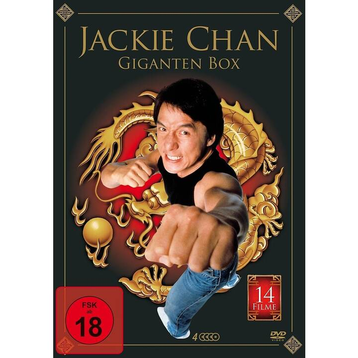 Jackie Chan Gigantenbox (DE)