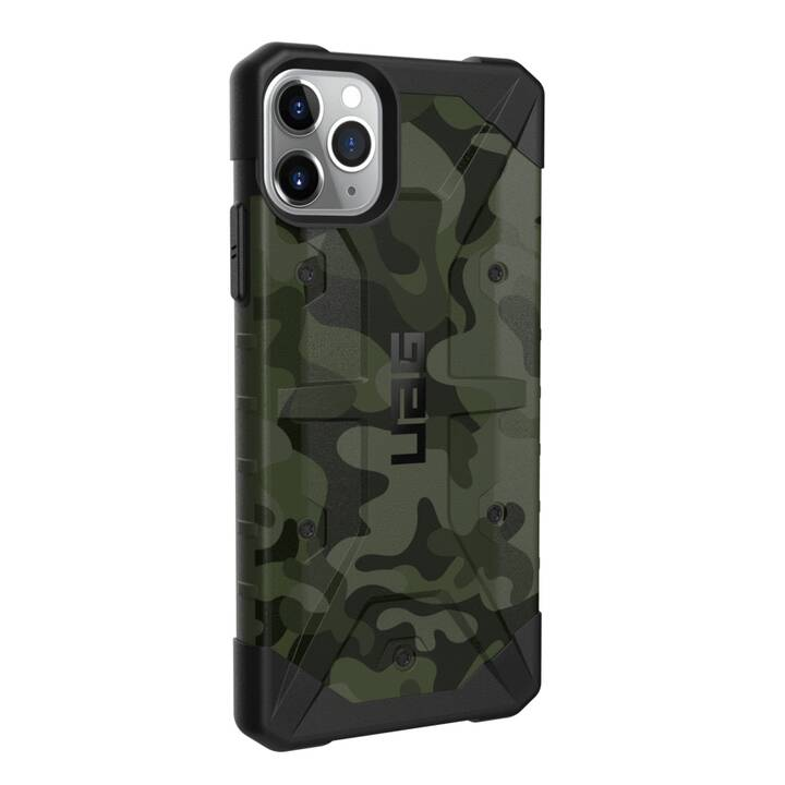 URBAN ARMOR GEAR Backcover Pathfinder (iPhone 11 Pro Max, Cachi)