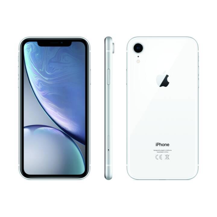 "APPLE iPhone XR (6.1"", 64 GB, 12 MP, Weiss)"