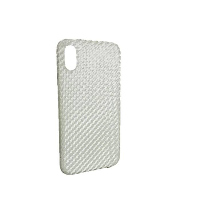 NEVOX Backcover Carbon (iPhone XS)