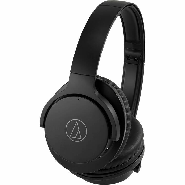 AUDIO-TECHNICA ATH-ANC500BT (Over-Ear, Bluetooth, Schwarz)