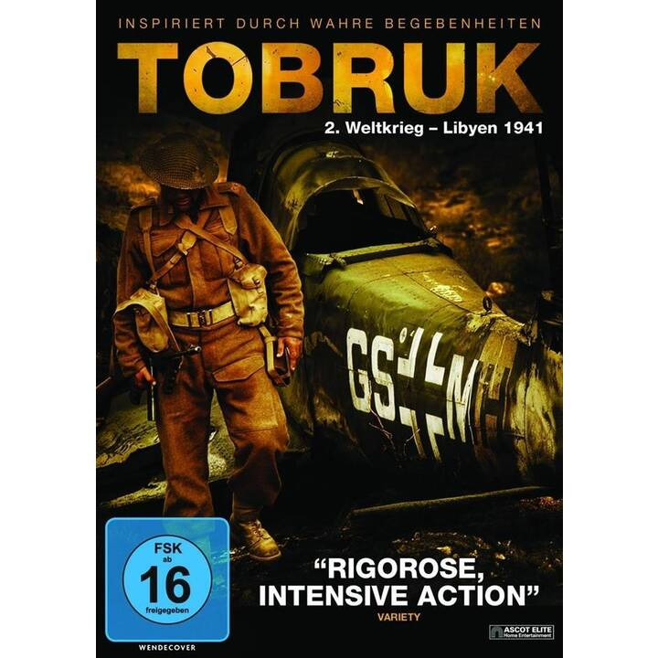 Tobruk - Libyen 1941 (DE, CS)