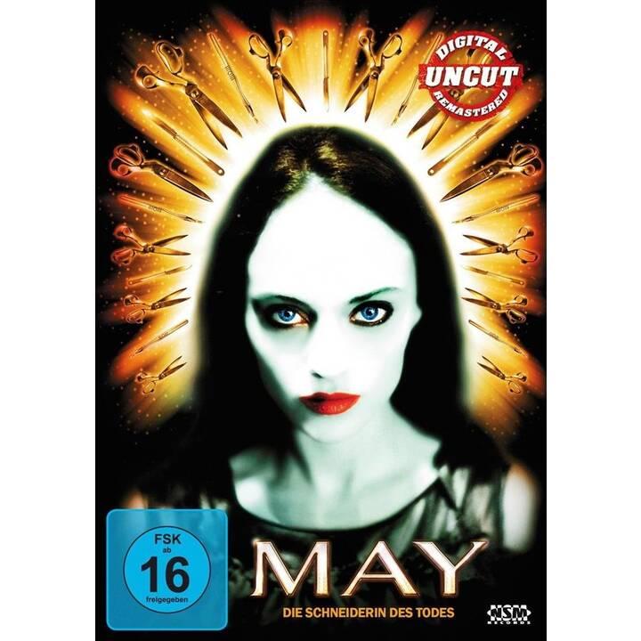 May - Die Schneiderin des Todes (DE, EN)