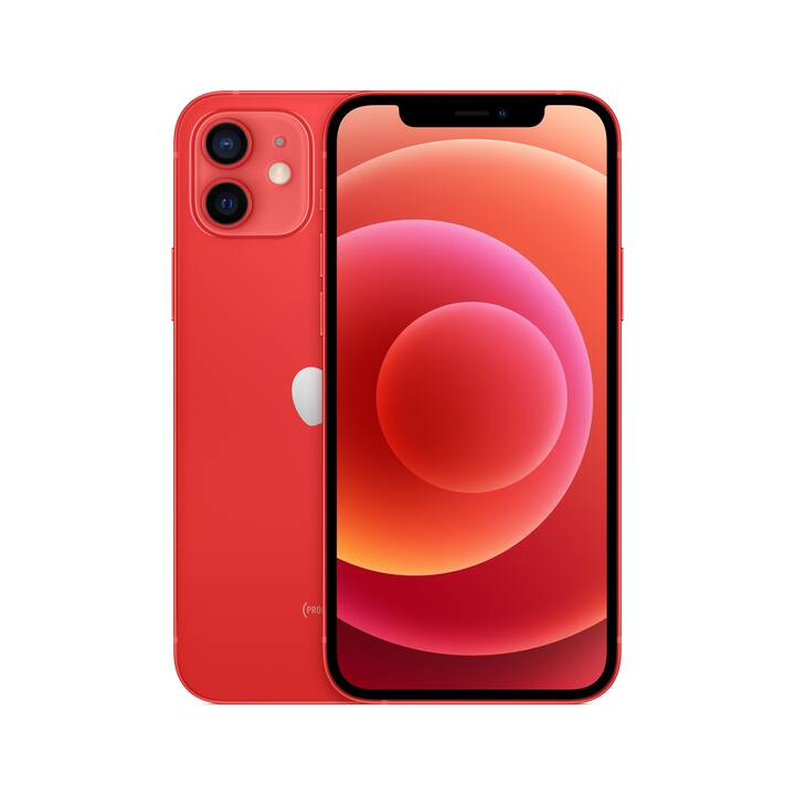 """APPLE iPhone 12 (5G, 6.1"""", 128 GB, 12 MP, Rosso)"""