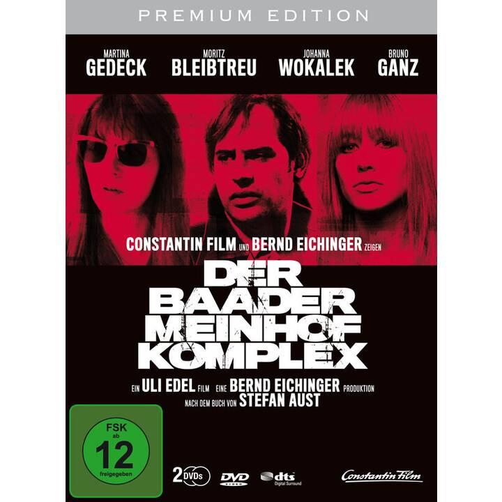 Der Baader Meinhof Komplex (DE, DE)
