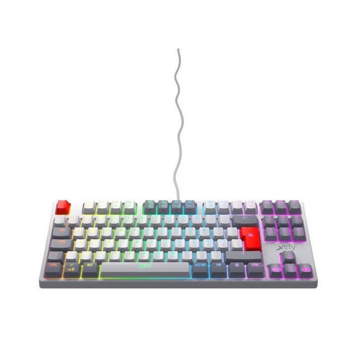 XTRFY KY TKL RGB Retro (Svizzera, USB)