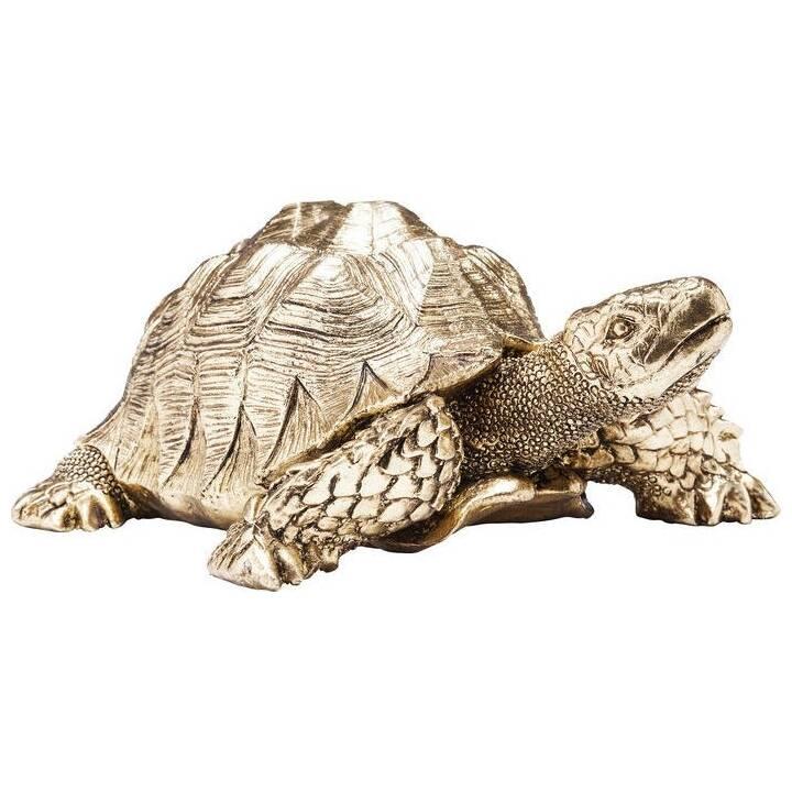 KARE Deko-Figur Turtle (Gold)