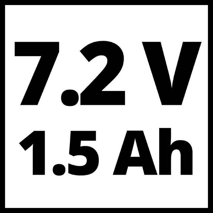 EINHELL GE-CG 7.2 Li Affettatrice multiuso elettriche (130 mm)