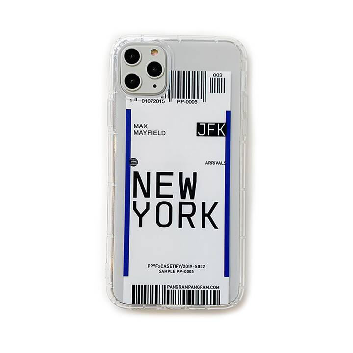 "EG custodia per Apple iPhone 12 6.1"" (2020) - New York"