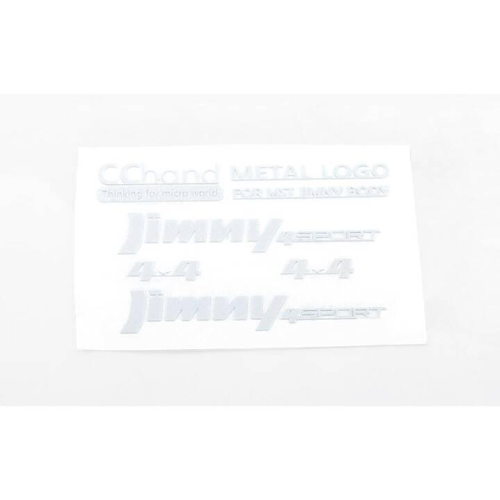 RC4WD Autocollant MST 1/10 CMX Jimny J3