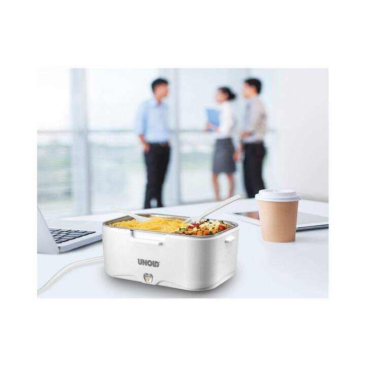 UNOLD Lunchbox white (1.5 l)