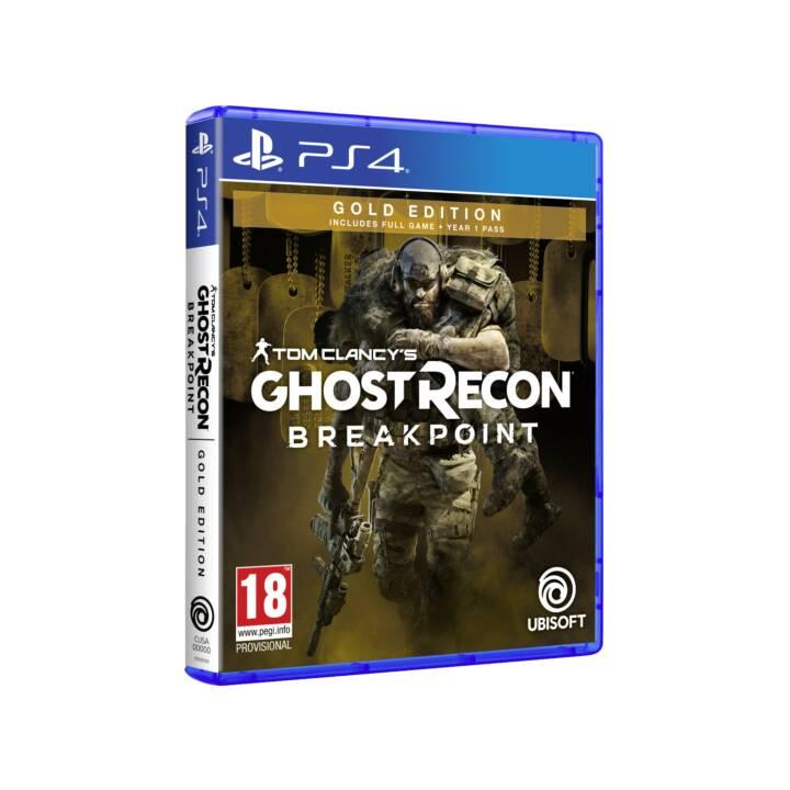 Tom Clancy's Ghost Recon : Breakpoint Gold Edition (DE, FR, IT)