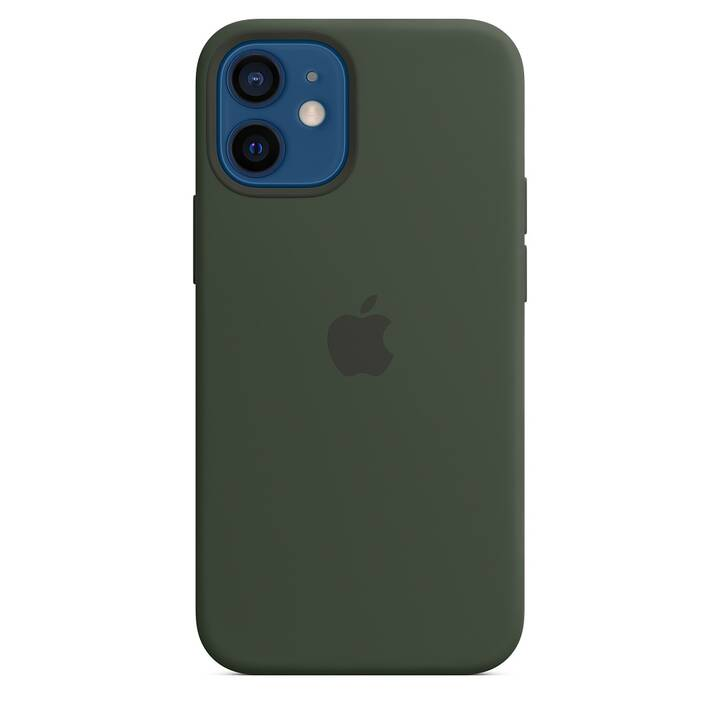 APPLE Backcover MagSafe (iPhone 12 Mini, Zyperngrün)