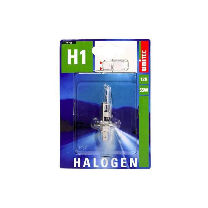 Lampe halogène UNITEC