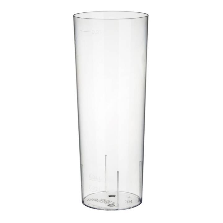 PAPSTAR Bicchiere monouso (0.3 l, 10 x)