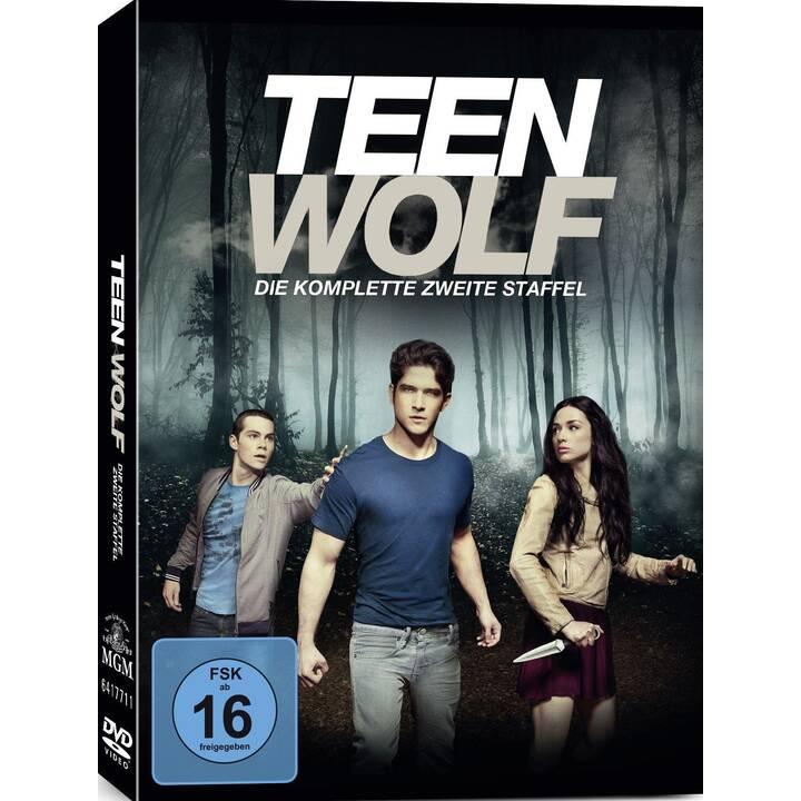 Teen Wolf Staffel 2 (DE, EN)
