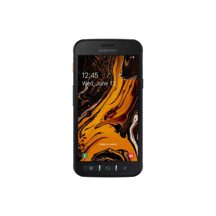 "SAMSUNG Galaxy Xcover 4S EE (5"", 32 GB, 16 MP, Schwarz)"