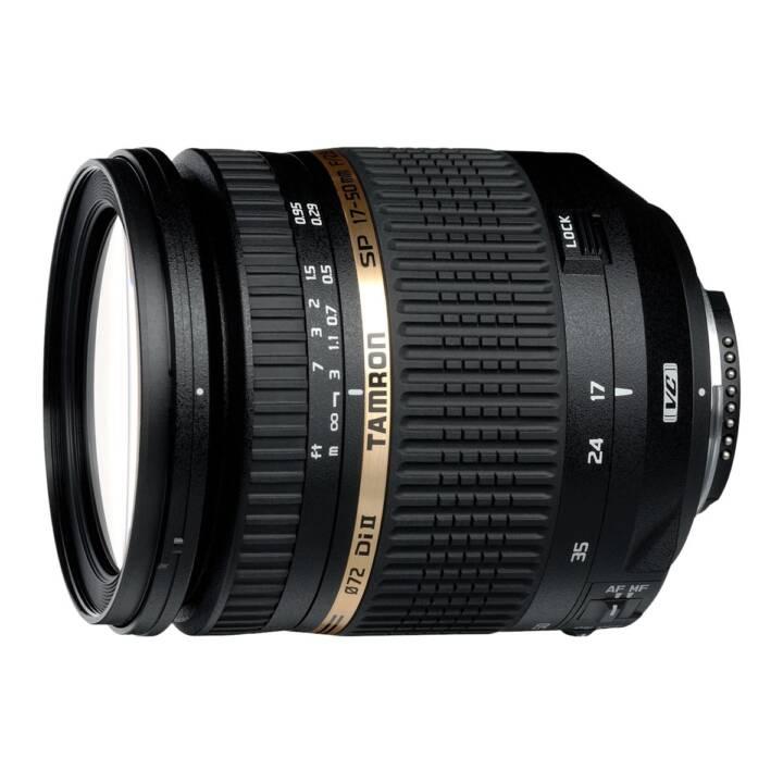 Objectif zoom TAMRON SP B005 17 mm - 50 mm f/2,8
