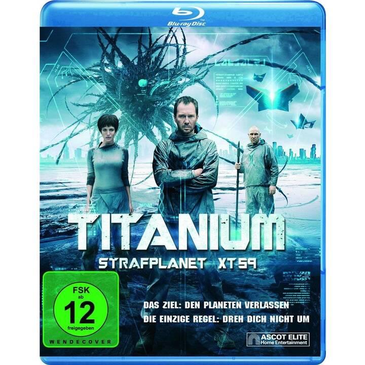Titanium - Strafplanet XT-59 (DE, RU)