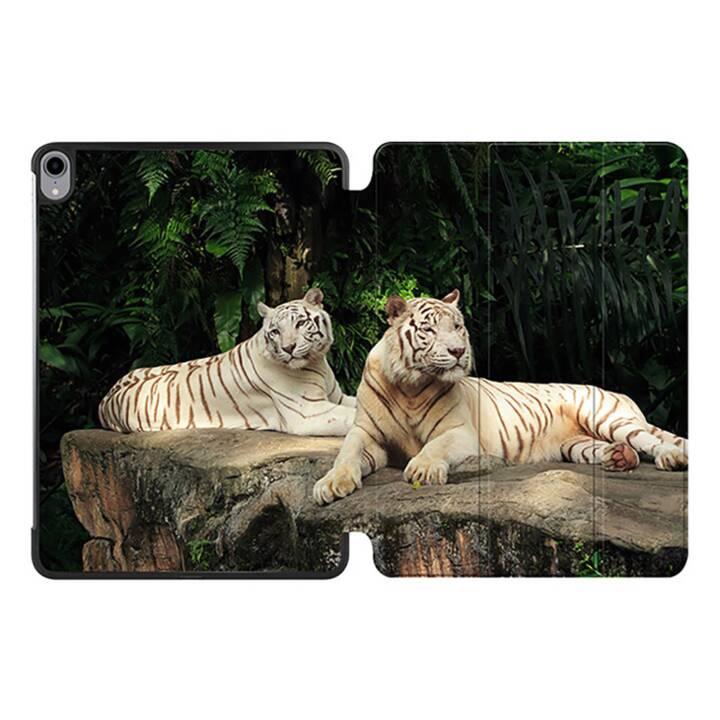 "EG MTT Coque iPad pour Apple iPad Pro 2018 11"" - Tiger"