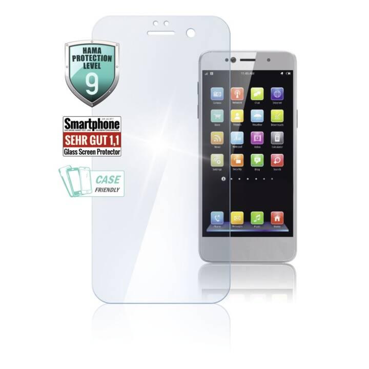 HAMA Vetro protettivo da schermo Premium Crystal Glass (Chiara)