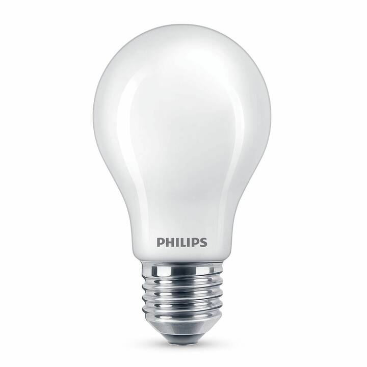 PHILIPS Ampoule LED (E27, 7 W)
