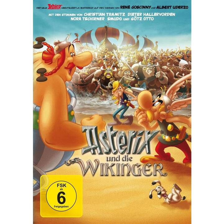 Asterix und die Wikinger (DE, EN)
