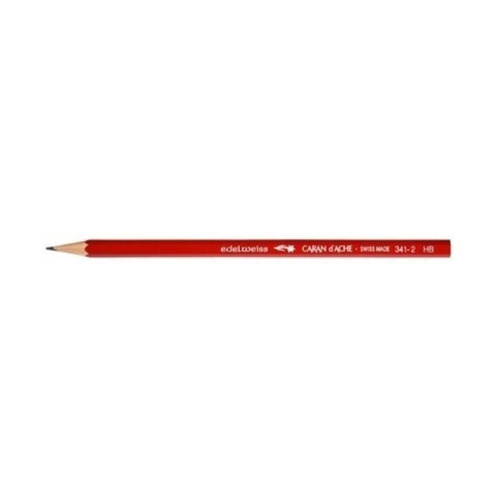 CARAN D'ACHE Bleistift (HB, 4 Stück )