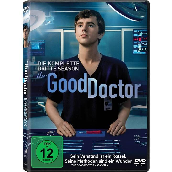 The Good Doctor Staffel 3 (DE, EN, ES)