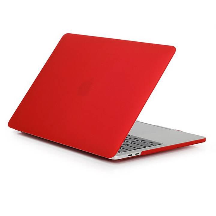 "EG MTT Housse pour MacBook Pro 13"" Touchbar (2016 - 2018) - rouge"